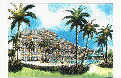 Ocean Club Condominium Development