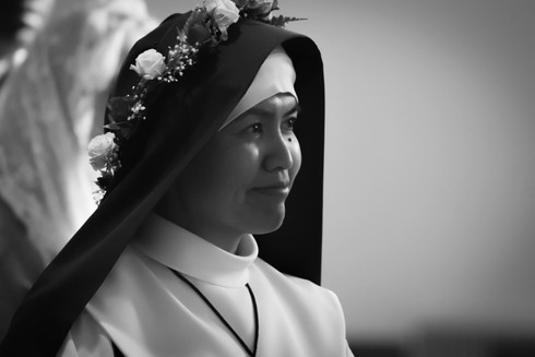 Marian Sister of Santa Rosa First Profession