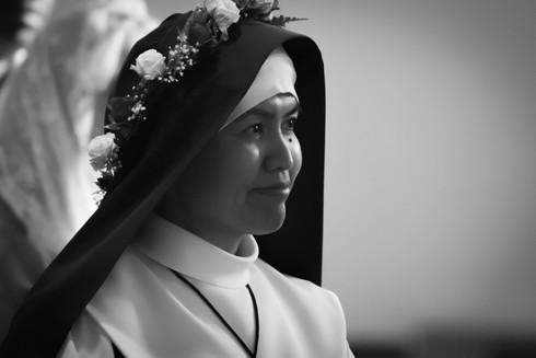 Marian Sister of Santa Rosa First Profession