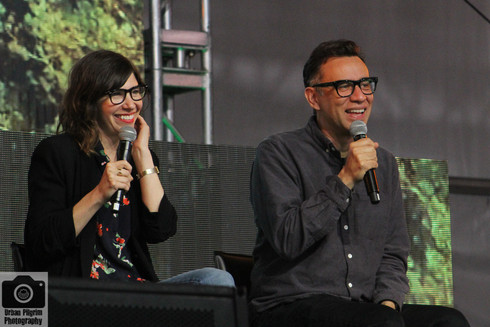 Carrie Brownstein & Fred Armisen