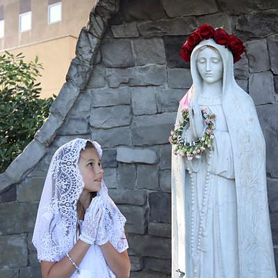 First Communion Photoshoot