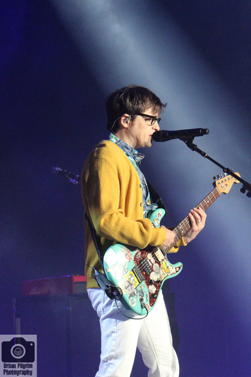 Rivers Cuomo, Weezer