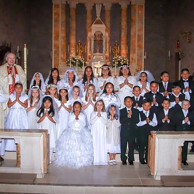 St. Eugene's First Communion