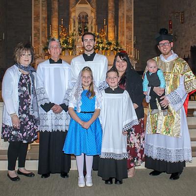 Warner Family Easter