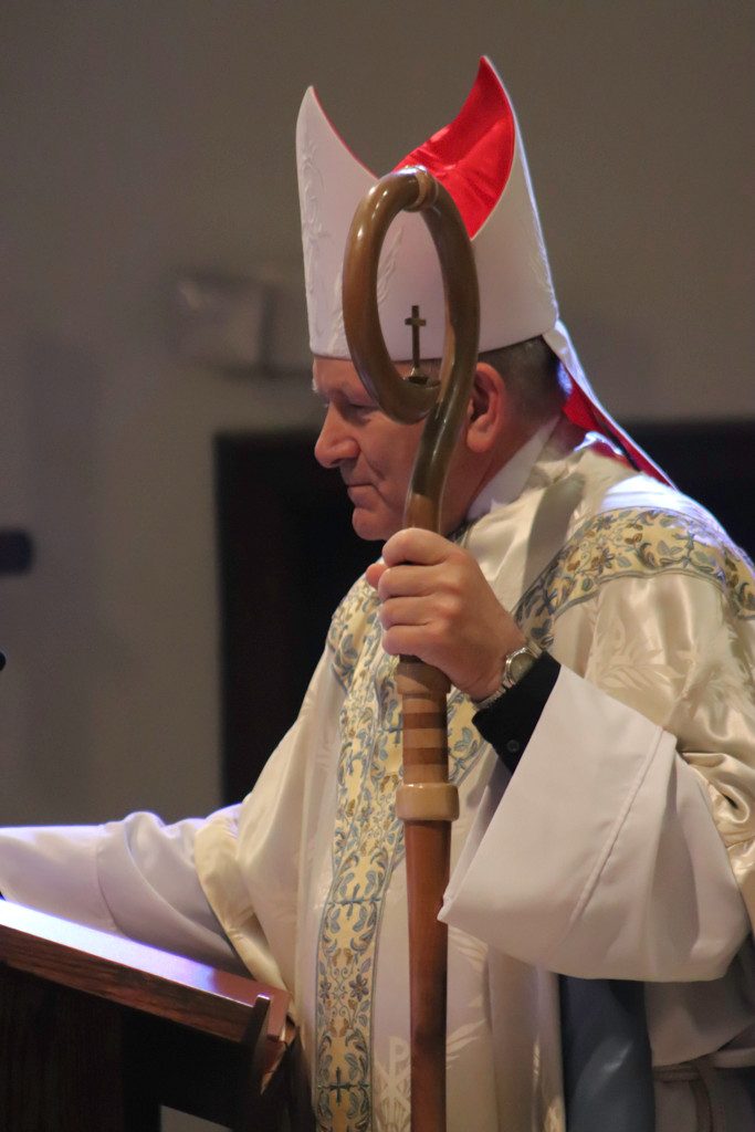 Bishop Robert Vasa, Santa Rosa Diocese
