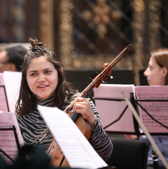 Alison D-Souza - Viola