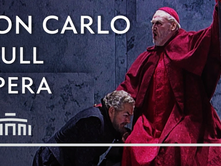 Now Streaming - Don Carlo...
