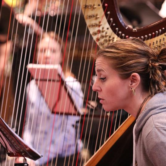 Tamara Young - Harp