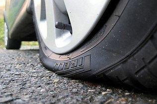 Roadside Assistance Flat Tire