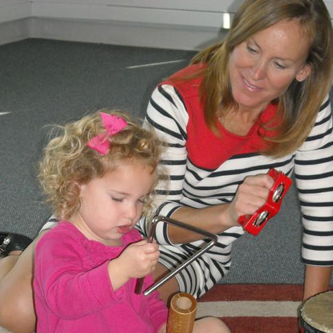 Preschool Music Teacher