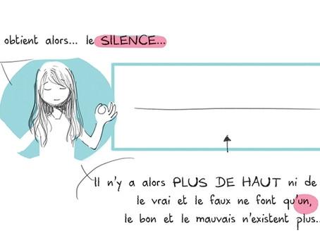 Le silence à l intérieur.. et pas seulement