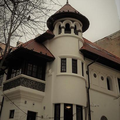 Dragne Historical House | Bucharest  Romania