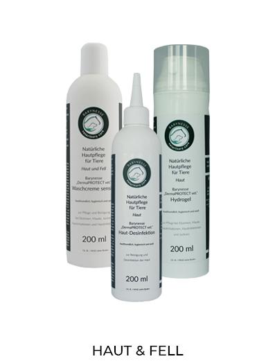 Natürliches Hautpflege-Set - Mauke und Ekzem