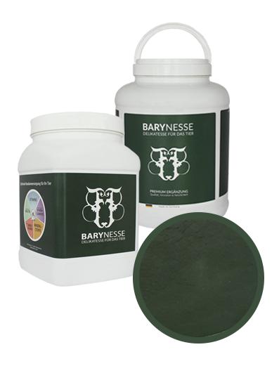 """Barynesse """"Spirulina"""" für Pferde in Bio-Qualität - Muskulatur & Immunsystem"""