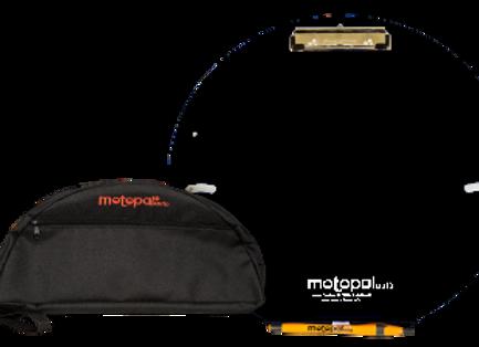 Motopal Auto Clipboard - Passenger