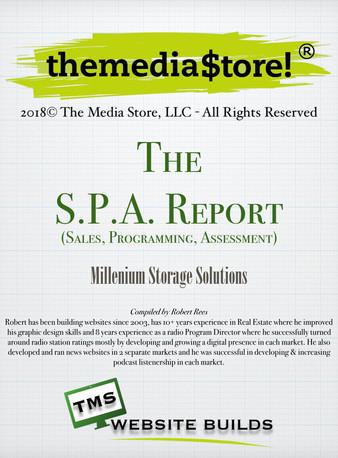 The S.P.A. Report - Millenium Storage.00