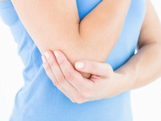 Trattamento del gomito del tennista con la fibrolisi diacutanea