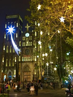 St Joseph's Cathedral Old Quarter Hanoi