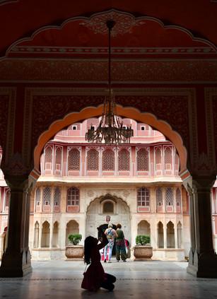 Maharaja Sawai Man Singh Museum Jaipur