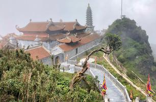 Fansipan Vietnam