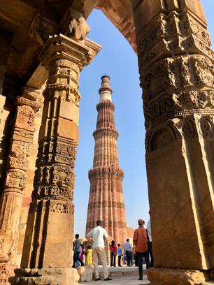 Qutb Complex Delhi India