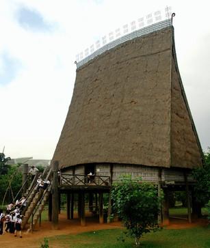 Museum of Civilisation Hanoi