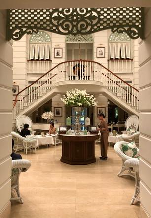 Authors' Lounge Mandarin Oriental Bangkok