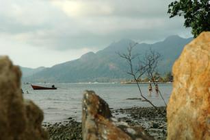 Limestone cliffs, Krabi