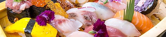 assortimenti sushi