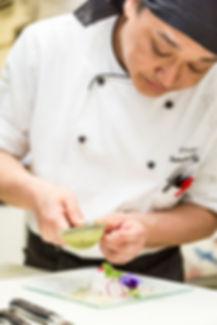 Chef Sushisen, Yamamoto
