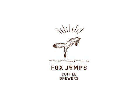 FOXJUMPS COFFEE BREWERS 【ロゴ制作】