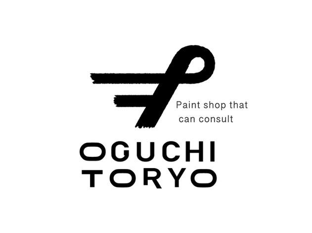 オグチ塗料【ロゴ制作】