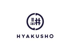HYAKUSHO【ロゴ】