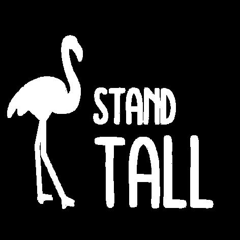 Flamingo Stand Tall