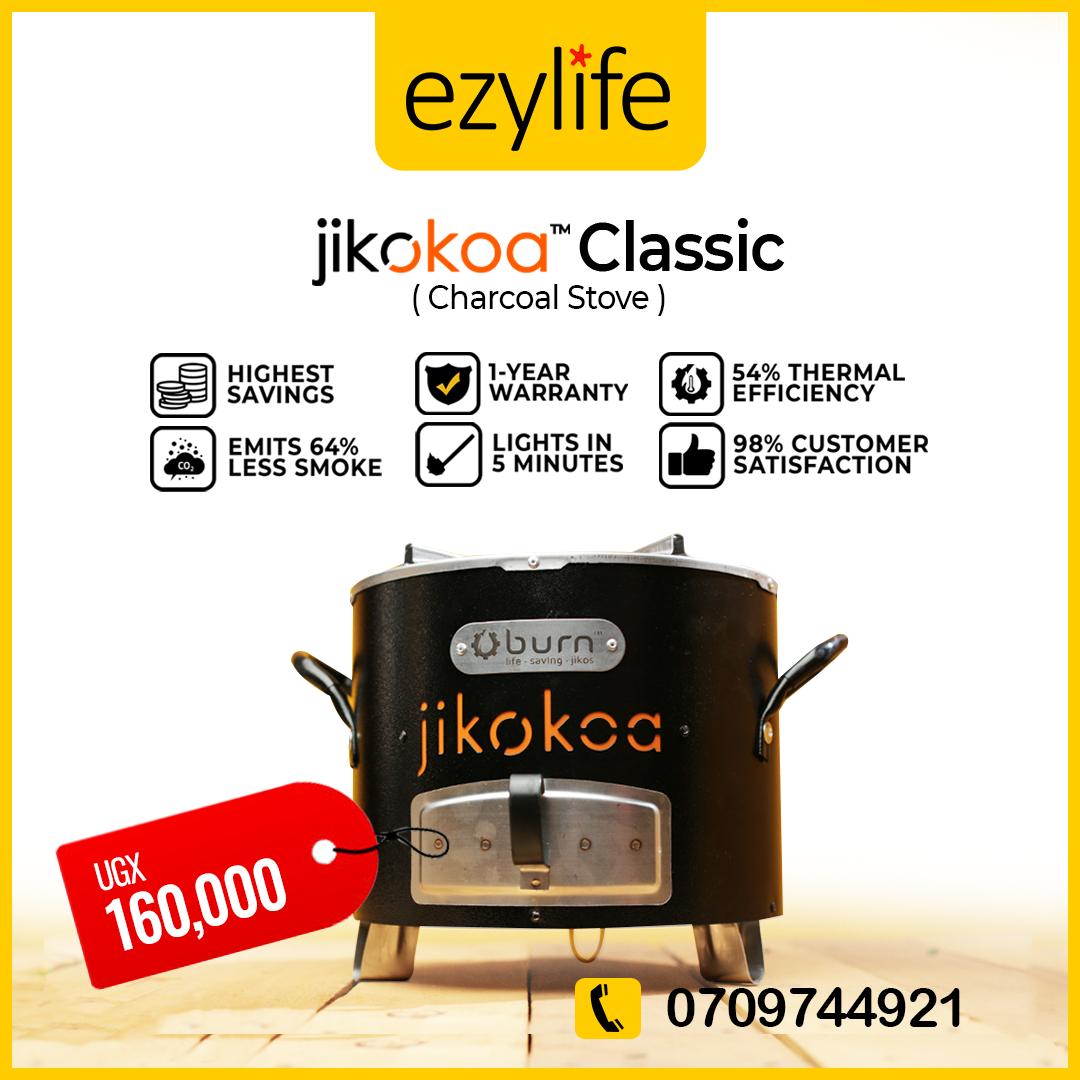 Price of jikokoa charcoal stove in Uganda