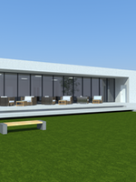 Multifunktionsgebäude