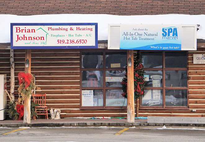 Brian Johnson and Sons Plumbing and Heating Grand Bend, located at 98 Ontario St S.