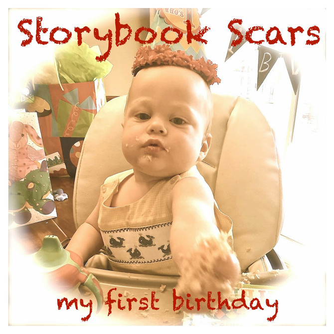 "Storybook Scars releases debut EP ""My First Birthday"""