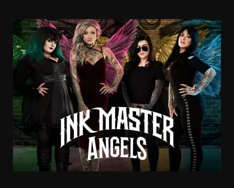 Ink Masters: Angels placement
