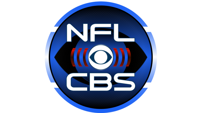 CBS Sports - NFL Football placement