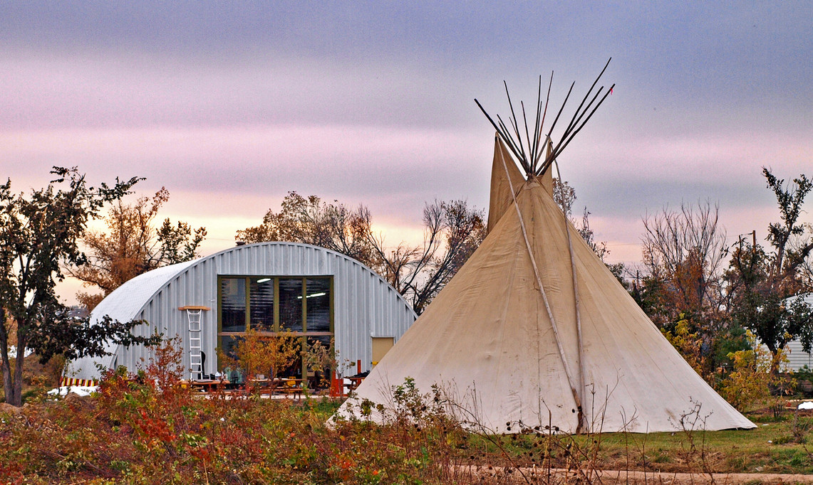 Sacred Earth Lodge