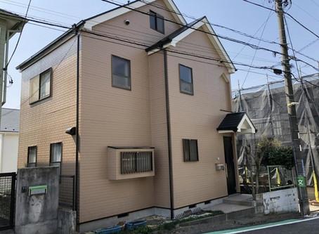 横浜市 たまプラーザ T様邸 外壁・屋根塗装工事
