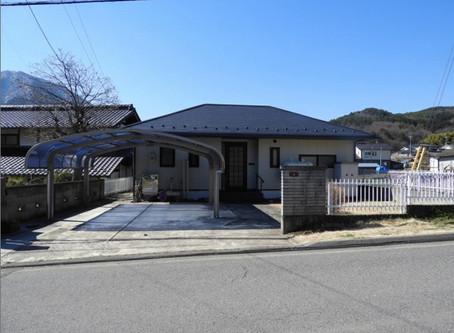 長野県小県郡青木村 C様邸 屋根・外壁塗装工事