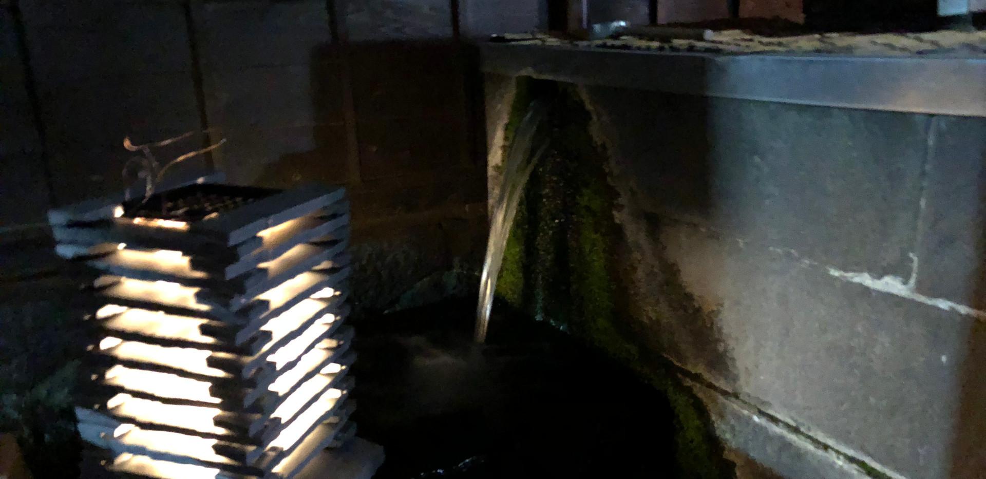 上田市柳町保命水