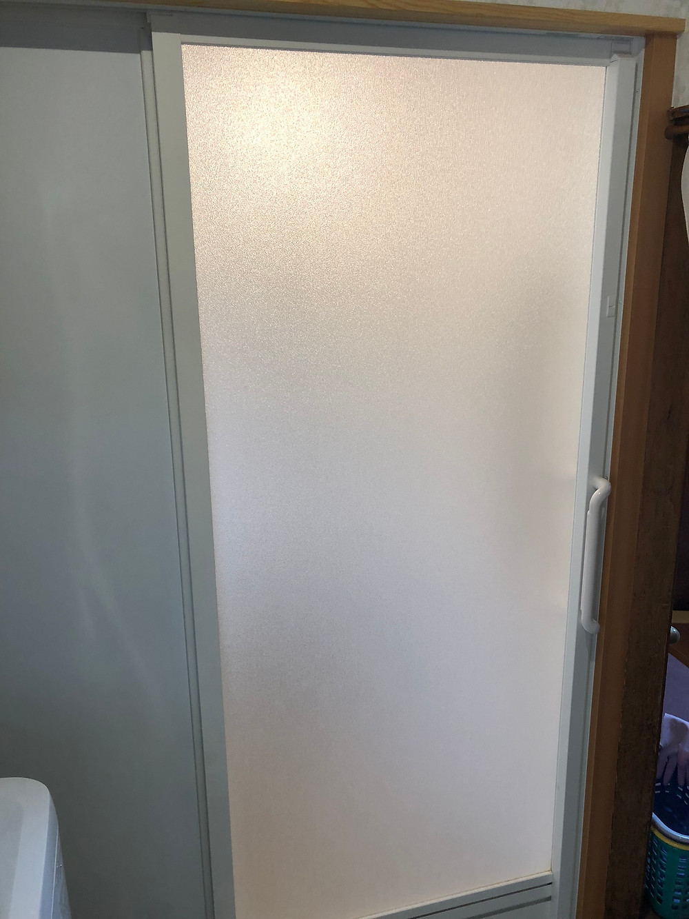浴室引き戸