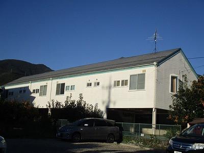 屋根・外壁塗装工事 着工前