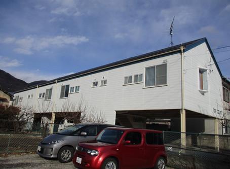 上田市Yoshi様邸 屋根外壁塗装・棟交換・のぼり旗設置工事