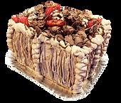 tortas neca sensação