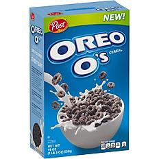 Oreo-O's Cereal