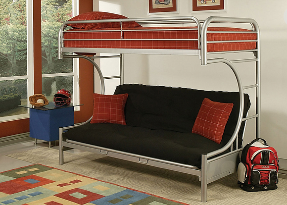 IF-230 Bunk Bed - Futon